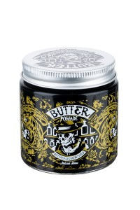 Pan Drwal Butter Pomade Natural Shine - wodna pomada do włosów 120g