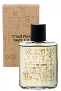 Pan Drwal Steam Punk - olejek do golenia 100ml