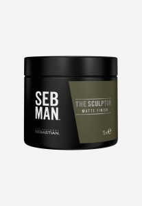 SEB MAN THE SCULPTOR - matowa glinka 75ml
