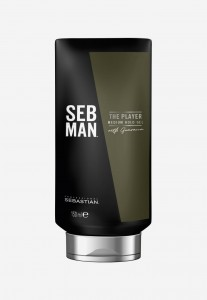 SEB MAN The Player - żel do włosów do naturalnego utrwalenia 150ml
