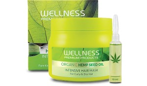 WELLNESS PREMIUM PRODUCTS maska 500ml + 4 ampułki 10ml GRATIS