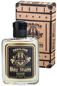 Aftershave Ferajna Bay Rum Pan Drwal - woda po goleniu 100ml