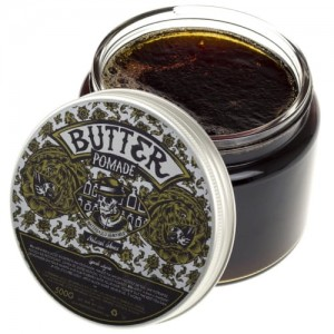 Pan Drwal Butter Pomade Natural Shine XXL - wodna pomada do włosów 500ml