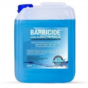Barbicide Spray do dezynfekcji 5000 ml