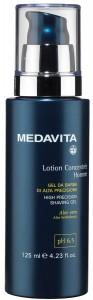 Medavita Lotion Concentree Homme - precyzyjny żel do golenia 125ml