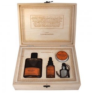 Pan Drwal Bulleit Bourbon – zestaw Beard Kit