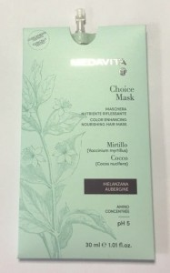 Choise Mask Melanzana - fiolet maska 30ml