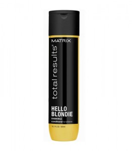 Matrix Total Results Hello Blondie - odżywka  do włosów blond 300ml