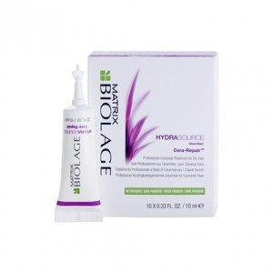 Matrix Biolage Hydra Source - Cera-Repair terapia do włosów suchych10 x 10 ml.