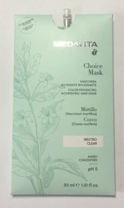 Choice Mask Neutro - neutralna maska 30ml