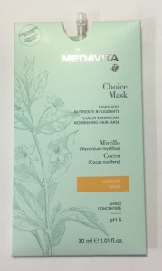 Choise Mask Dorato - złota maska 30ml