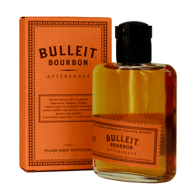 Pan Drwal - BULLEIT Aftershave 100ml.png